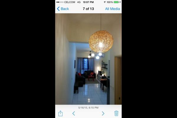 For Rent Condominium at Tropicana City Tropics, Petaling Jaya Freehold Fully Furnished 1R/2B 2.5k