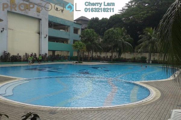 For Sale Condominium at Prisma Perdana, Cheras Freehold Fully Furnished 3R/2B 350k