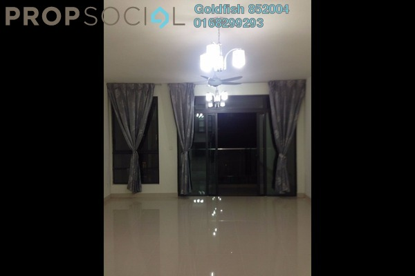For Rent Condominium at The Z Residence, Bukit Jalil Freehold Semi Furnished 2R/2B 1.8k