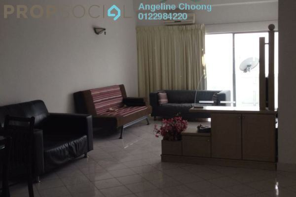 For Rent Condominium at Puncak Athenaeum, Bukit Antarabangsa Freehold Fully Furnished 3R/2B 1.3k