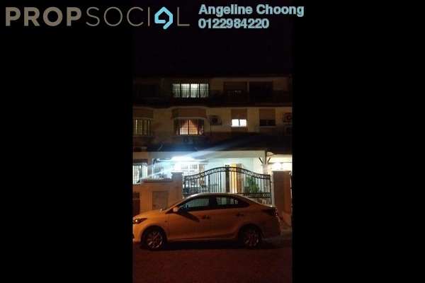 For Sale Terrace at Permata Fadason, Jinjang Leasehold Semi Furnished 6R/5B 1.15m