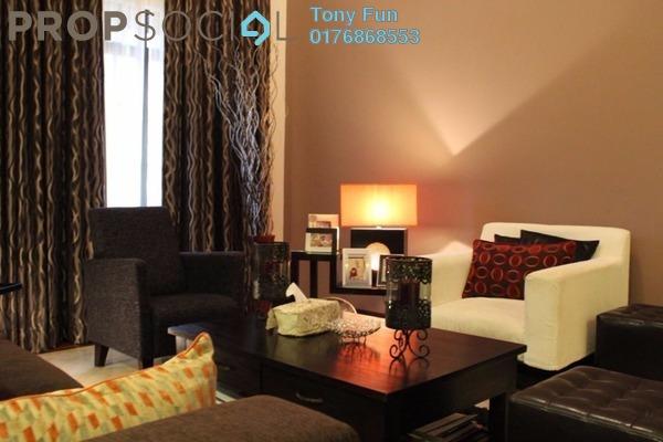 For Rent Condominium at Kampung Warisan, Setiawangsa Freehold Fully Furnished 2R/2B 4k