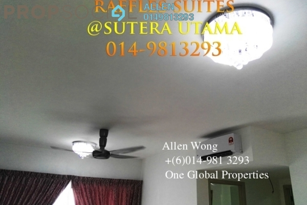 For Rent Condominium at Taman Skudai Baru, Skudai Freehold Fully Furnished 2R/2B 1.8k