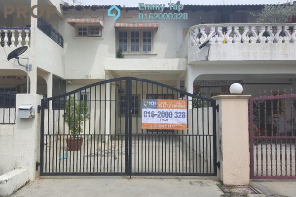 For Rent Terrace at Taman Sungai Besi Indah, Seri Kembangan Leasehold Unfurnished 4R/3B 1.2k