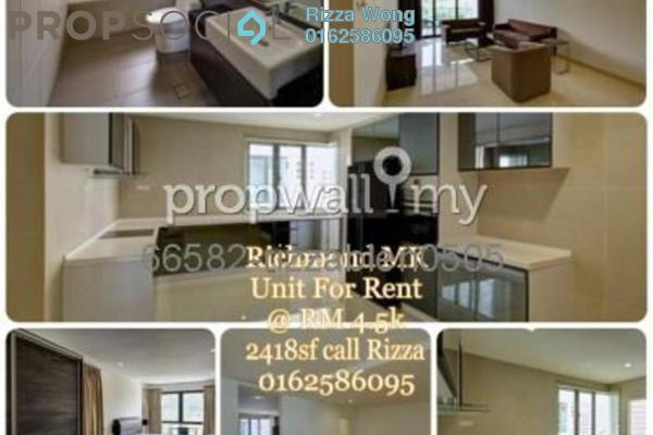 For Rent Condominium at Richmond, Mont Kiara Freehold Fully Furnished 4R/3B 4.5k