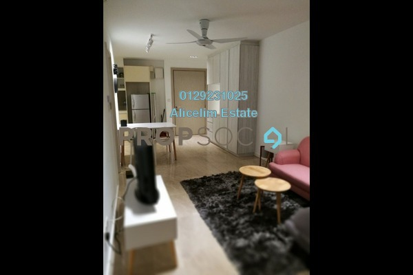 For Rent SoHo/Studio at Bintang Fairlane Residences, Bukit Bintang Freehold Fully Furnished 1R/1B 2.9k