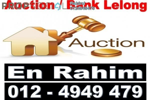 For Sale Condominium at Sentul Utama Condominium, Sentul Leasehold Semi Furnished 3R/2B 315k