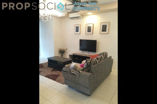 For Rent Condominium at Platinum Suites, KLCC Freehold Fully Furnished 3R/2B 2.1k