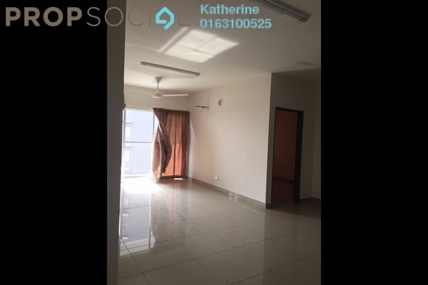 For Rent Condominium at Koi Prima, Puchong Leasehold Semi Furnished 3R/2B 1.2k