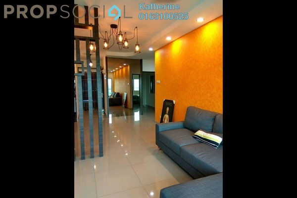 For Sale Condominium at Koi Prima, Puchong Leasehold Fully Furnished 3R/2B 490k
