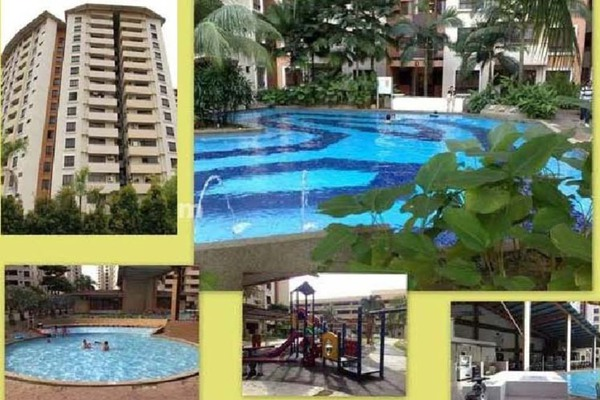 For Sale Condominium at Palm Spring, Kota Damansara Leasehold Unfurnished 3R/2B 475k