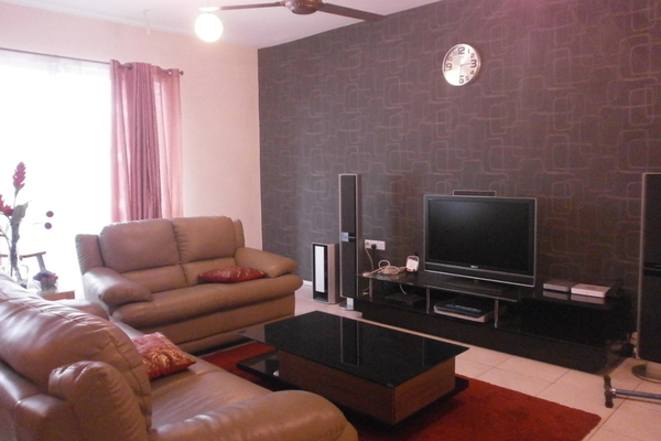 For Rent Condominium at Casa Indah 2, Tropicana Leasehold Fully Furnished 2R/3B 2.6k
