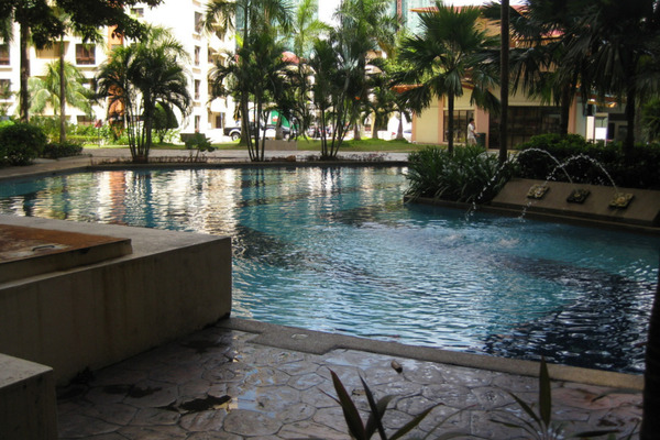 For Sale Condominium at Palm Spring, Kota Damansara Leasehold Fully Furnished 3R/1B 510k