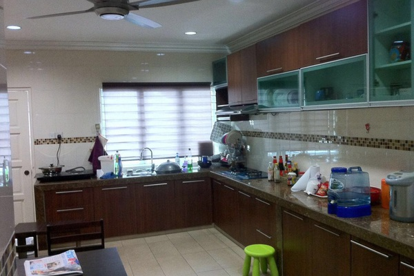 For Sale Terrace at SS2, Petaling Jaya Freehold Fully Furnished 5R/3B 1.4Juta