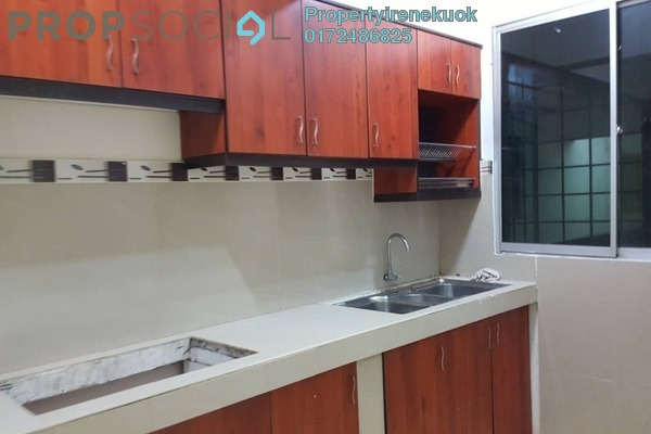 For Sale Condominium at Angsana Apartment, Bandar Mahkota Cheras Freehold Semi Furnished 3R/2B 235k