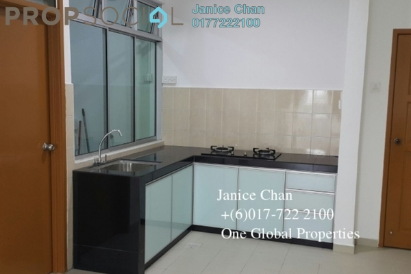 For Rent Serviced Residence at Taman Austin Perdana, Johor Bahru Freehold Semi Furnished 3R/2B 1.2k