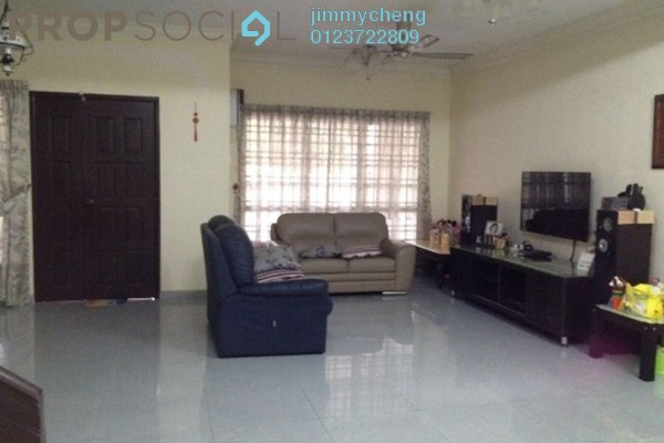 For Sale Terrace at Taman Putra Prima Commercial Square, Taman Putra Prima Freehold Semi Furnished 4R/3B 570k