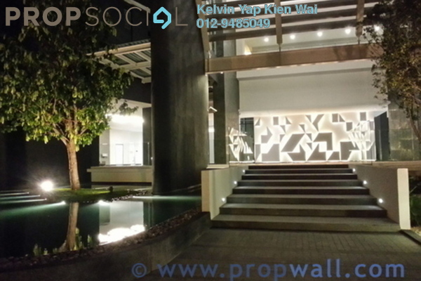For Rent Condominium at The Westside One, Desa ParkCity Freehold Fully Furnished 3R/2B 3.4k
