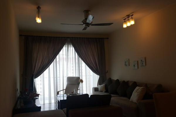 For Rent Condominium at Opal Damansara, Sunway Damansara Leasehold Fully Furnished 3R/2B 2.4k