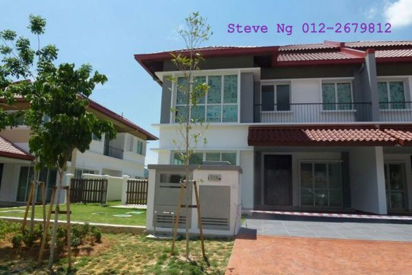 For Rent Semi-Detached at Setia Eco Park, Setia Alam Freehold Semi Furnished 5R/3B 6k