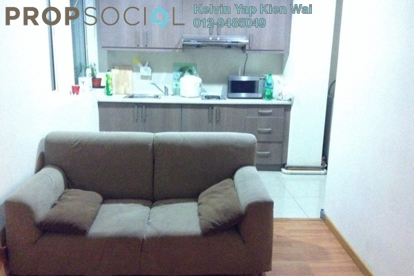 For Rent SoHo/Studio at Park View, KLCC Freehold Fully Furnished 1R/1B 2.7k
