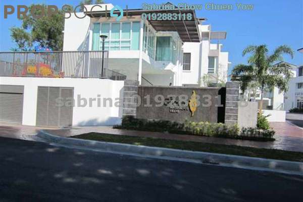 For Sale Bungalow at The Grove, Petaling Jaya Freehold Semi Furnished 6R/6B 3.9m