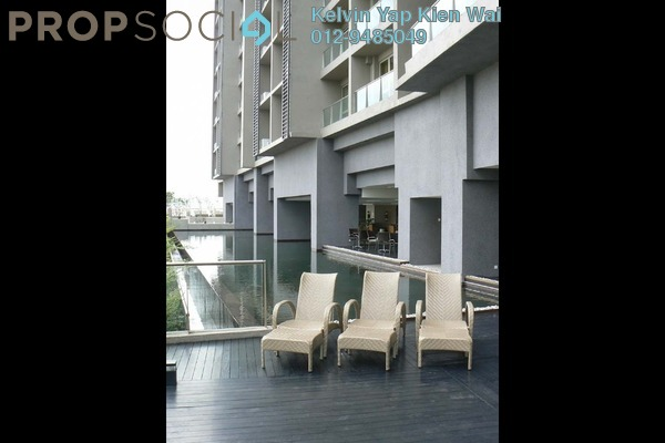 For Rent Condominium at myHabitat, KLCC Freehold Fully Furnished 2R/2B 3.9k