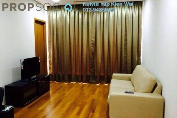 For Rent Condominium at Vipod Suites, KLCC Freehold Fully Furnished 2R/1B 4.2k