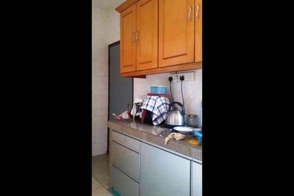For Sale Duplex at Sri Intan 2, Jalan Ipoh Freehold Semi Furnished 3R/2B 2m