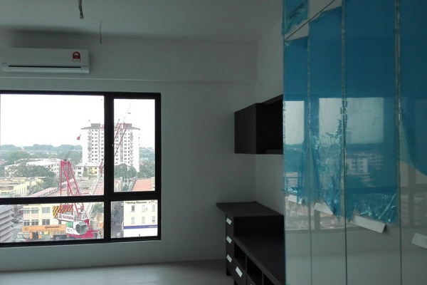 For Rent SoHo/Studio at Kelana Damansara Suite, Kelana Jaya Freehold Semi Furnished 0R/1B 1k