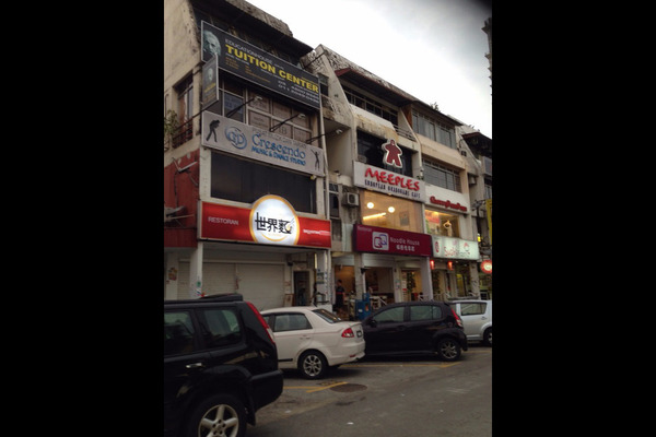 For Rent Shop at SS15, Subang Jaya Freehold Unfurnished 0R/0B 6.5k
