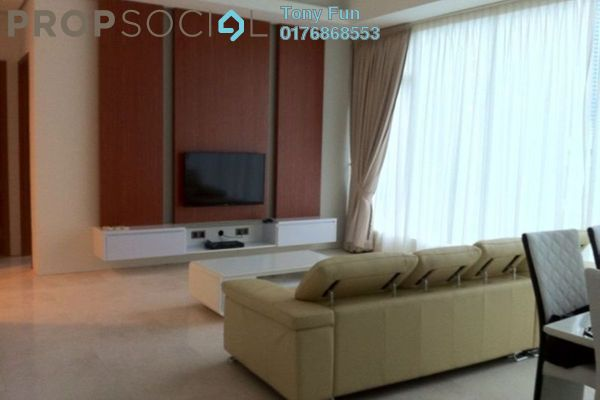 For Rent Condominium at Vipod Suites, KLCC Freehold Fully Furnished 3R/3B 6k