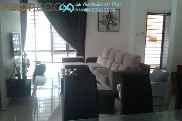 For Sale Semi-Detached at Hijauan Residence, Batu 9 Cheras Freehold Semi Furnished 5R/5B 1.6m