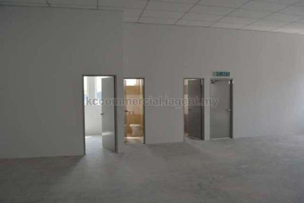 For Rent Factory at Temasya Industrial Park, Temasya Glenmarie Leasehold Unfurnished 0R/6B 29k