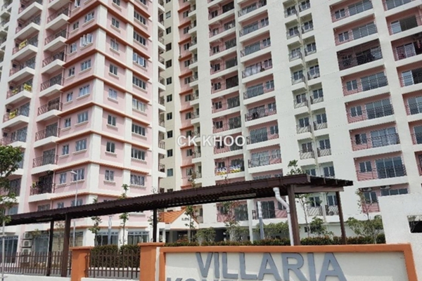 For Rent Condominium at PJ South Citi, PJ South Leasehold Unfurnished 3R/2B 1.2k