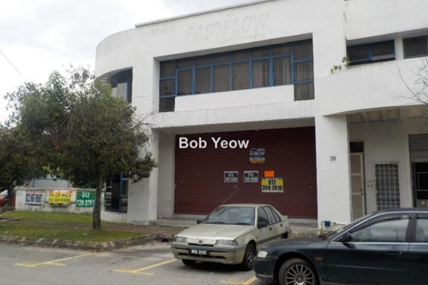 For Sale Factory at Hicom Glenmarie, Shah Alam Leasehold Unfurnished 0R/0B 2.2m