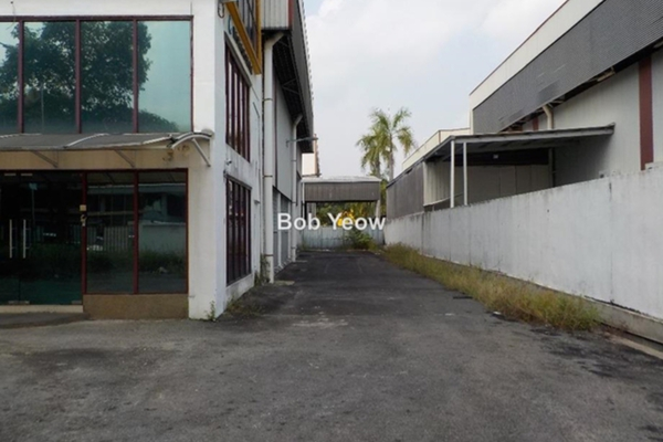 For Sale Factory at Temasya Industrial Park, Temasya Glenmarie Leasehold Unfurnished 0R/0B 6.1m