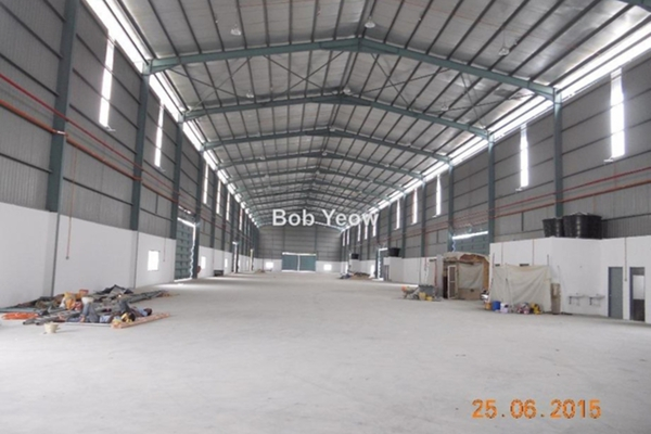 For Rent Factory at Kampung Baru Sungai Buloh, Sungai Buloh Leasehold Unfurnished 0R/0B 24.7k