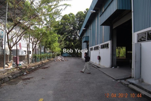 For Rent Factory at Taman Sri Pelabuhan, Klang Leasehold Unfurnished 0R/0B 57.5k