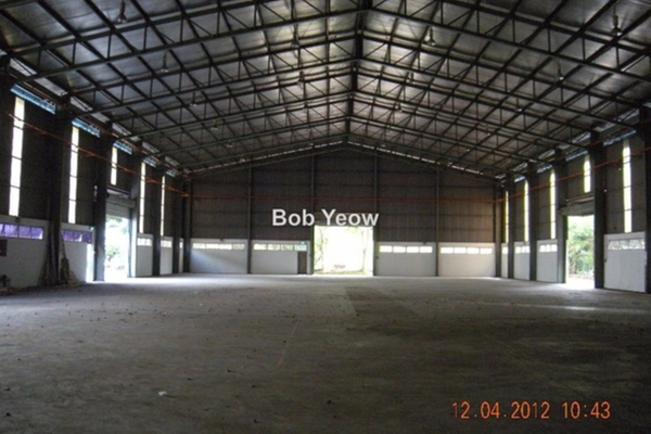 For Rent Factory at Bukit Raja Industrial Park, Klang Leasehold Unfurnished 0R/0B 15k
