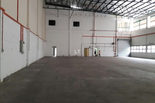 For Sale Factory at Hicom Glenmarie, Shah Alam Freehold Unfurnished 0R/0B 19m