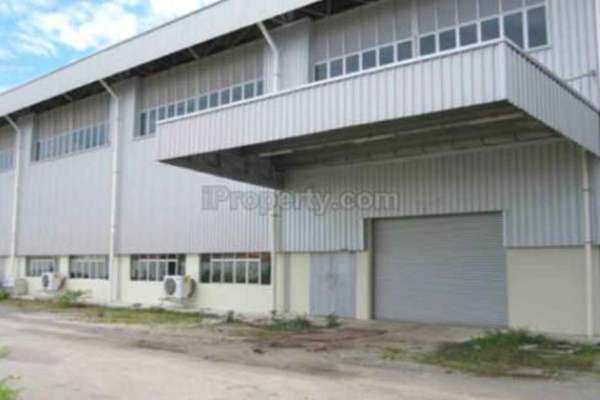 For Sale Factory at SiLC, Nusajaya Freehold Unfurnished 0R/0B 51m