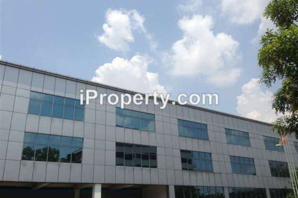 For Rent Factory at Hicom Glenmarie, Glenmarie Freehold Unfurnished 0R/0B 55k