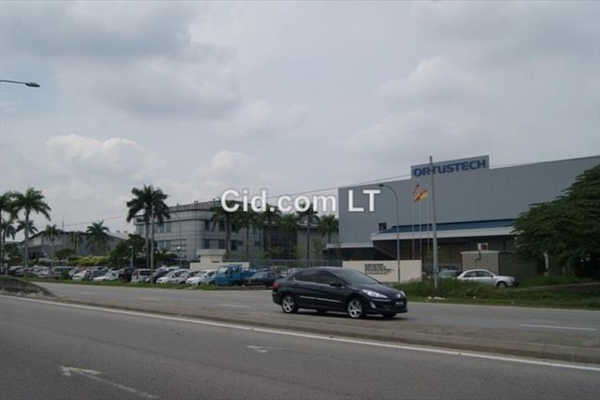 For Rent Factory at Bukit Raja Industrial Park, Klang Freehold Unfurnished 0R/0B 0translationmissing:en.pricing.unit