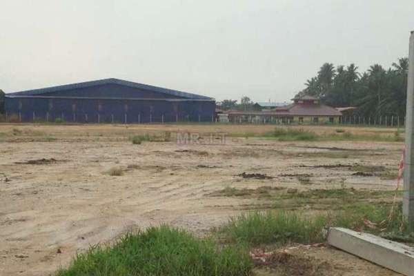 For Rent Factory at Taman Sri Pelabuhan, Klang Freehold Unfurnished 0R/0B 21k