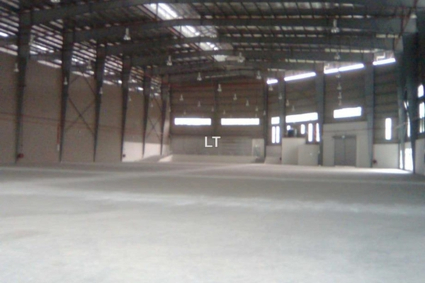 For Rent Factory at Taman Mas Sepang, Puchong Leasehold Unfurnished 0R/0B 40.0千