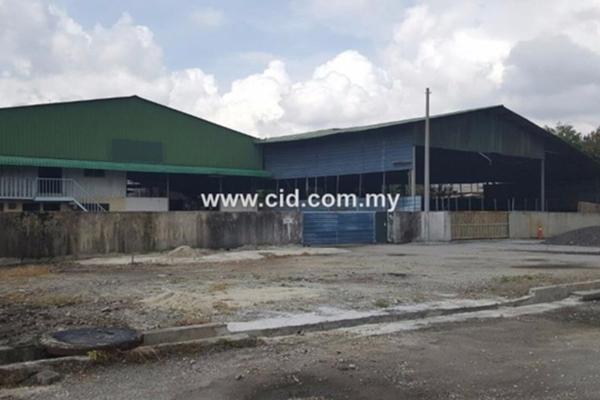 For Rent Factory at Jenjarom, Selangor  Unfurnished 0R/0B 20k