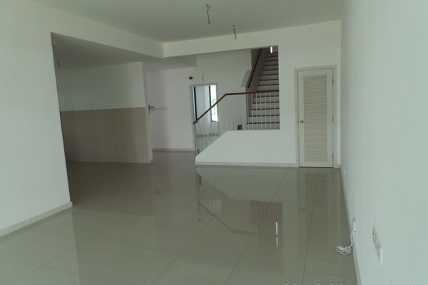 For Sale Townhouse at Primer Garden Town Villas, Cahaya SPK Leasehold Unfurnished 3R/4B 799k