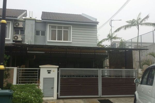 For Rent Terrace at Bandar Baru Bangi, Selangor Leasehold Fully Furnished 4R/3B 2.3k
