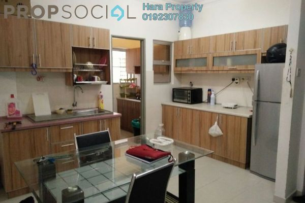 For Sale Condominium at Suria Jelatek Residence, Ampang Hilir Leasehold Semi Furnished 3R/2B 650k